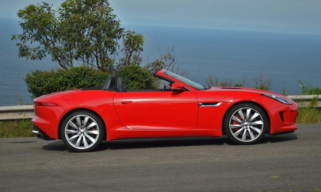 Jaguar F-type Supercar Rental Car Noosa Heads Sunshine Coast Queensland