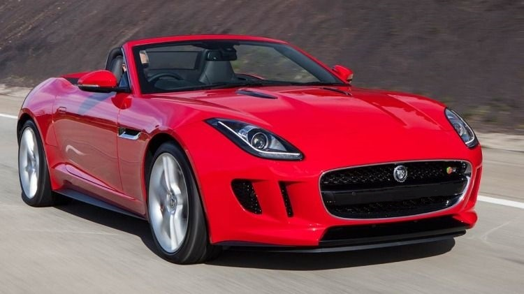 Jaguar F-Type Supercar Exotic Sports Car Rental