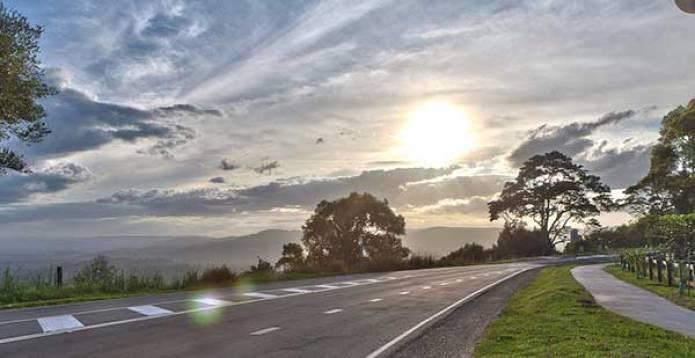 Sunshine Coast Hinterland Drive