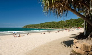 Noosa Sports Car Hire located near Noosa Beach Sunshine Coast Queensland Australia